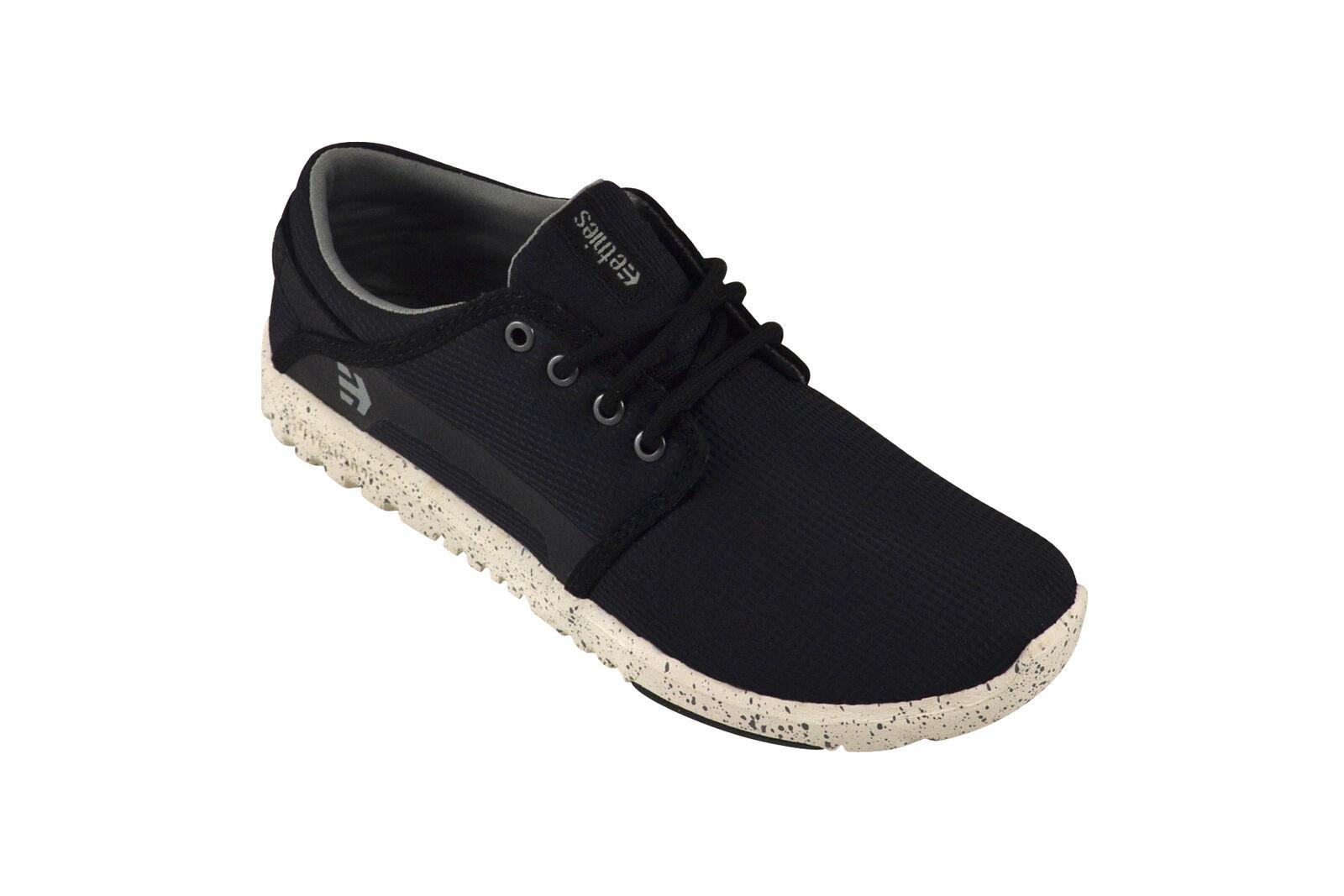 Etnies Scout black grey grey Sneaker Schuhe schwarz