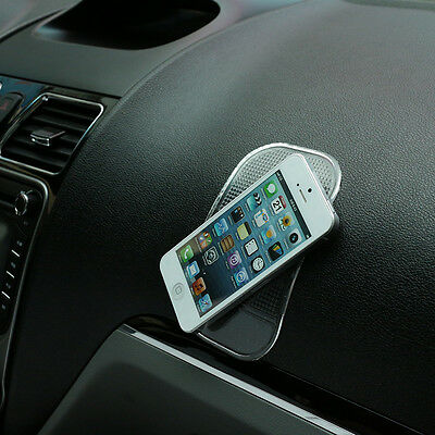 New Anti-Slip Non-Slip Mat Car Dashboard Sticky Pad Holder Mount for Cell Phone