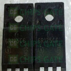 2PCS-IPA60R125C6-MOSFET-N-CH-600V-30A-TO220-FP-Infineon