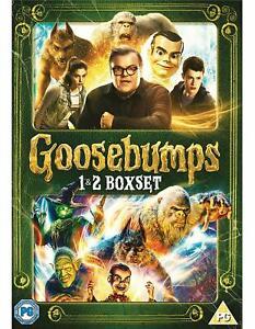 GOOSEBUMPS-1-and-2-DVD-Region-2