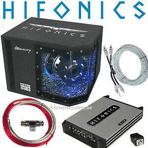 hifonics 1000 watt basspack mbp1000 4 auto hifi bass. Black Bedroom Furniture Sets. Home Design Ideas