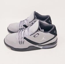 0de144b833f9 item 2 Jordan Flight 23 BG Boys Shoes Size 7Y Wolf Grey Pure Platinum-Black  317821-012 -Jordan Flight 23 BG Boys Shoes Size 7Y Wolf Grey Pure Platinum- Black ...