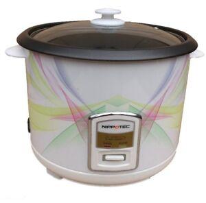 2 8l antiaderente pentola per cucinare riso a
