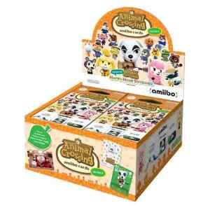 Animal Crossing amiibo Cards Series 2 (42 Pack) *Brand New*