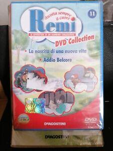 DVD-REMI-le-avventure-di-un-bambino-coraggioso-ASCOLTA-SEMPRE-IL-CUORE-sigillat