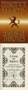 George-R-R-Martin-SIGNED-AUTOGRAPHED-A-Game-of-Thrones-HC-Song-of-Ice-and-Fire