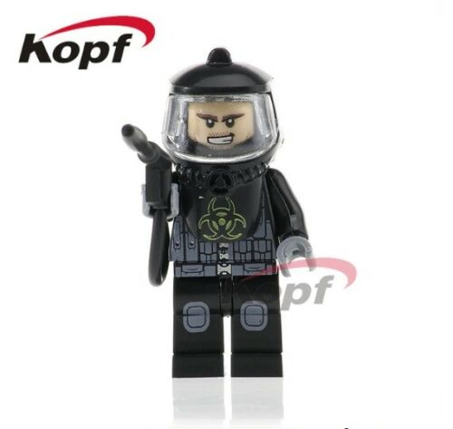 Super Heroes AIM Agent Team Members Guardians of the Galaxy Building Blocks Toy