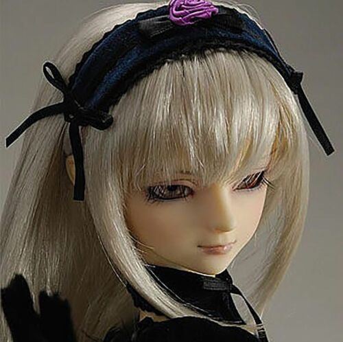 Bjd 1//3 Doll Girl SD Doll Suigintou FREE FACE MAKE UP+FREE EYES-Suigintou Resin