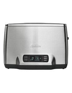 Sunbeam Maestro 2 Slice Toaster Stainless Steel TA6240