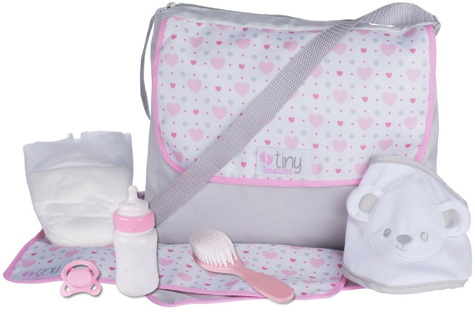 Valley Tiny Treasures Baby Changing Bag