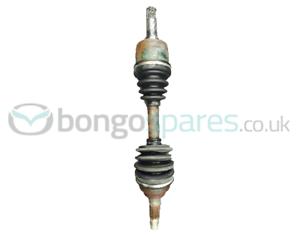 Mazda Bongo Front Drive Shaft PASSENGER Side N//S 2.5TD NON ABS