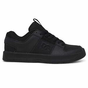 DC-SHOES-MEN-039-S-Lynx-ZERO-Low-Top-Scarpe-Sneaker-Nero-Nero-Nero-Calzature-SKA
