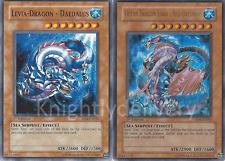 Yugioh Authentic Admiral Deck - Levia-Dragon - Daedalus - NM - 40 Cards
