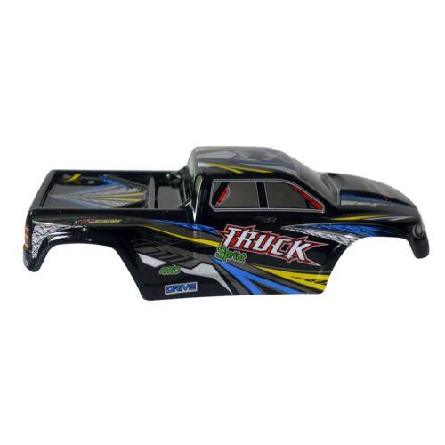 1pc XINLEHONG 9125 1//10 RC Car Body Shell 4WD 2.4G RC Racing Car Toys Parts