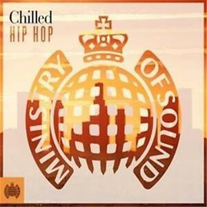 MINISTRY-OF-SOUND-Chilled-Hip-Hop-Cypress-Hill-2CD-NEW
