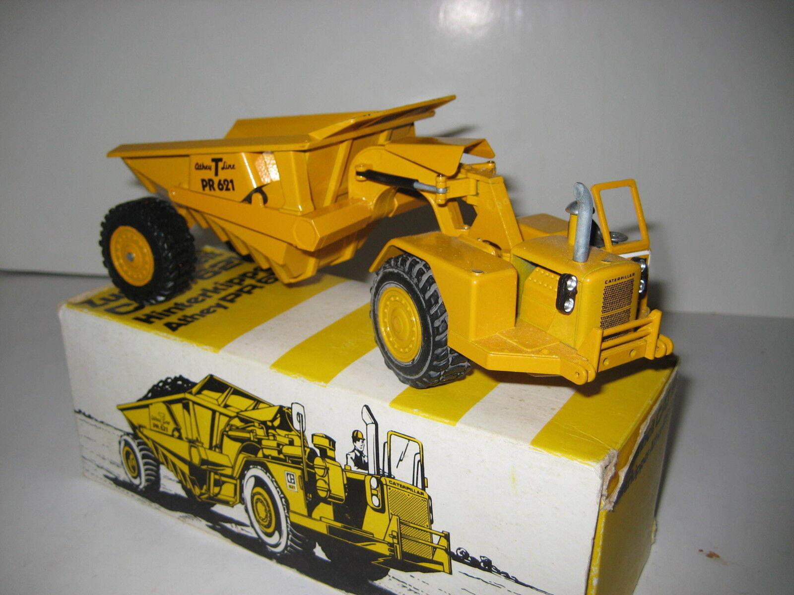 Caterpillar pr 621 tombereaux Athey T Line  132.1 NZG 1 50 neuf dans sa boîte