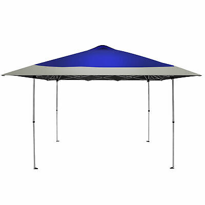 Caravan Canopy Haven Sport 12 x 12 Foot Folding Instant Shade Canopy Tent, Blue