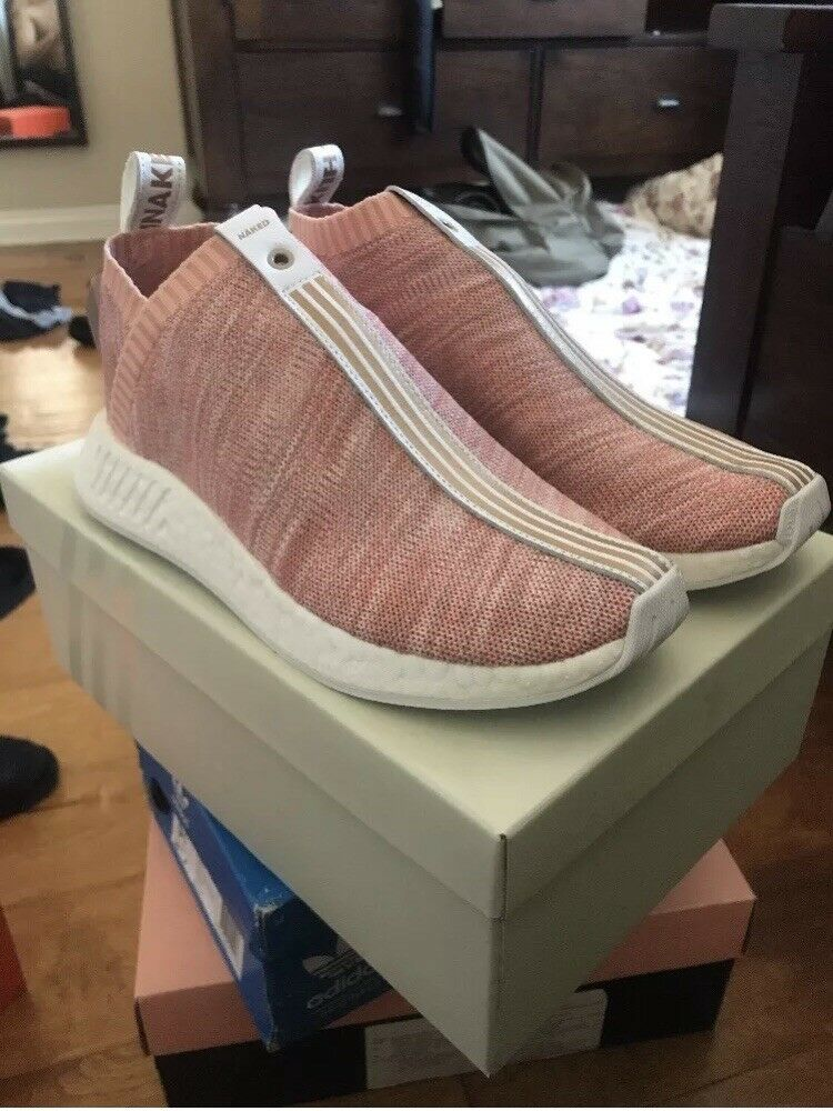 NMD-CS2 ou rose Taille 9