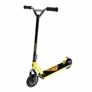 "Swagtron KR1 Dirt Kick Scooter Adults Teens All-Terrain ASTM-Certified 8"" tires"