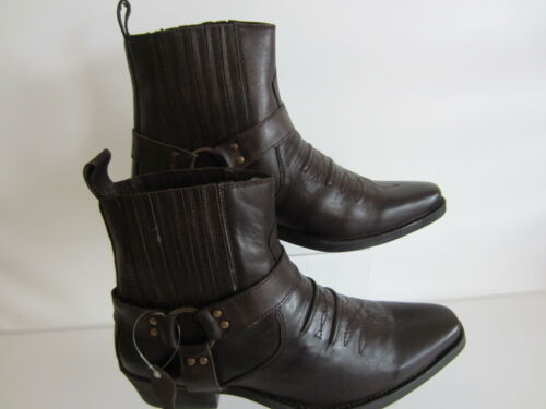 Leather Boot A3r003 Mote Uk Herre Maverick 12 Tan brun r1b 7x UpC6Cqnw