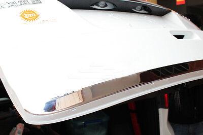 Stainless Steel Rear Trunk Lid Cover Trim For Honda CRV 2012 2013 2014 2015