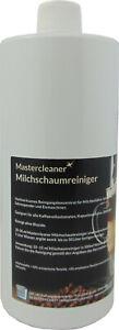 Mastercleaner Milchschaum- Milchsystemreiniger 1L zB. für Nivona  Jura Delonghi