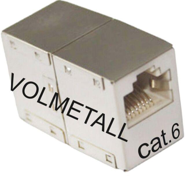 LogiLink modular Kupplung 8p8c Cat5e Belegung   eBay