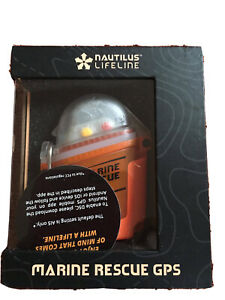 Nautilus-LifeLine-Diver-Rescue-GPS-Submersible-Dive-Alert-Scuba-Orange-Case