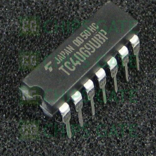 3PCS HD14069UBP DIP14