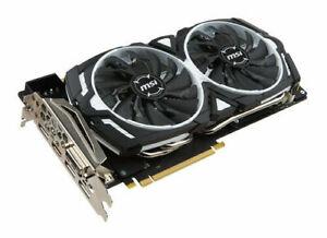 MSI GeForce GTX 1070/Armor 8/G OC Carte Graphique Noir