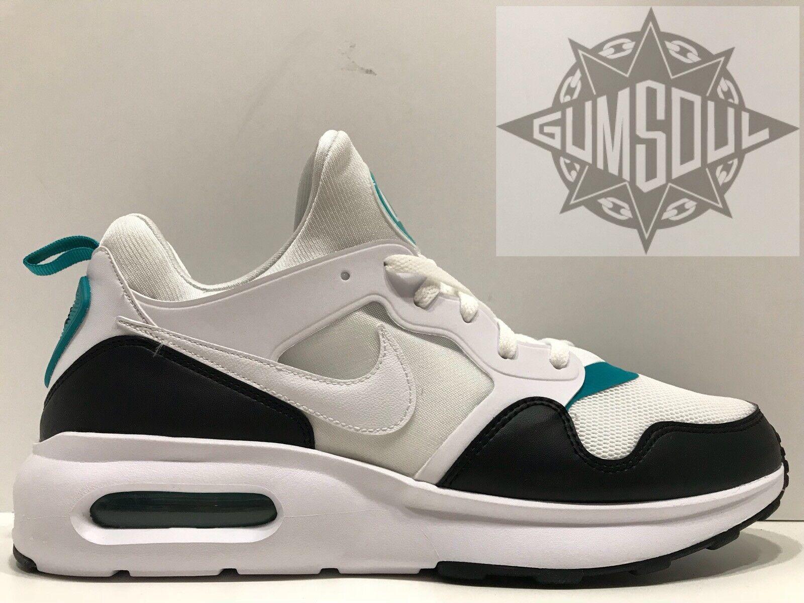 Nike air max primo white turbo verde nero 876068 103 sz 13