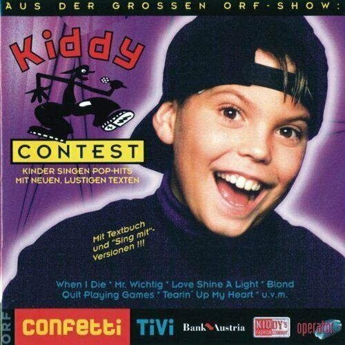 Kiddy Contest (1997)   [CD]