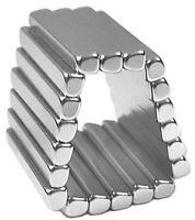 20 Neodymium Magnets 20 X 2 - 3 X 3mm Blocks N48