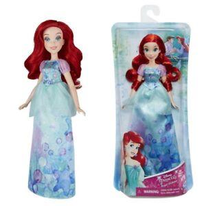 Disney Girls Princess Dolls Ariel Royal Shimmer Fashion Baby Gift Item For Child