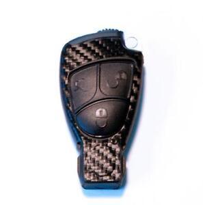 Mercedes-SL-W203-W210-W209-CLK-CLS-AMG-R230-carbon-look-key-sticker