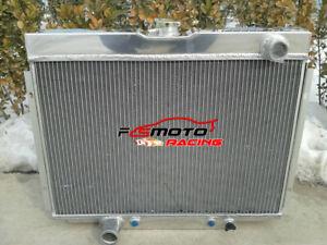 Aluminum-Radiator-For-Ford-Mustang-Mercury-Cougar-XR7-Torino-1967-1970-68-69