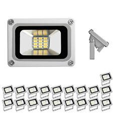 20x 10W Flood Light LED 12V Spot Light Cool White Floodlight Outdoor Garden Lamp