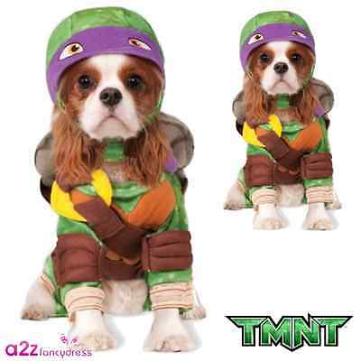 DONATELLO TMNT DOG PET PUPPY TEENAGE MUTANT NINJA TURTLE CARTOON NOVELTY COSTUME