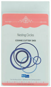 Quickutz-Cookie-Cutter-Metal-Cutting-Dies-Nesting-Circles-Set
