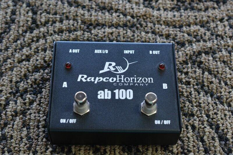 Rapco Volume & Expression Pedal AB 100 (N1-150928)