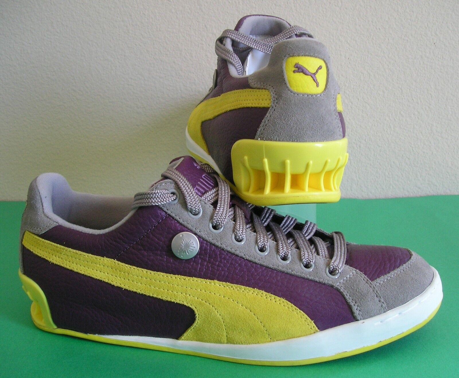 Zapatos común  de Cuero poco común Zapatos ~ Mihara Yasuhiro Furio Puma MY20 ~ Gato Zapatillas de velocidad futuro ~ 7.5 6efdf2
