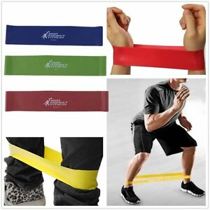 3PCS-Tension-Resistance-Band-Exercise-Loop-Crossfit-Strength-Weight-Training-I2