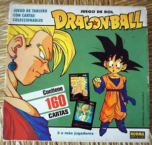 Juego de Rol Dragon Ball - Norma Editorial - En español