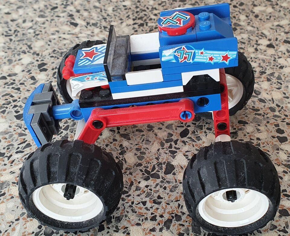 Lego Racers