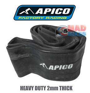 "APICO Heavy Duty 19"" Rear Inner Tube, Motocross & Enduro MX YZ YZF SXF SX CRF CR"