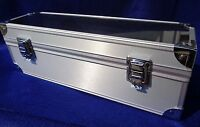 20 Slab Storage and Display Box, Aluminum, Holds PCGS/NGC/ICG & More, Coin Box