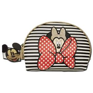 GIRLS DISNEY MICKEY MINNIE PURSE OR SMALL MAKE UP BAG PRIMARK DISNEY LADIES