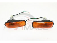 Civic 1996-2000 Amber Dome Side Marker Lights Fender Replacement Jdm Style Dc2