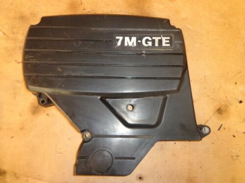 Toyota Supra MK3 1987-92 7MGTE Upper Timing Belt Cover OEM