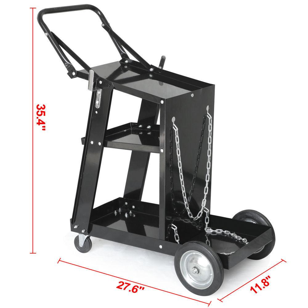 MIG 130 Electric Welder Welding Machine Kit Set 110v W/ Spool Wire ...